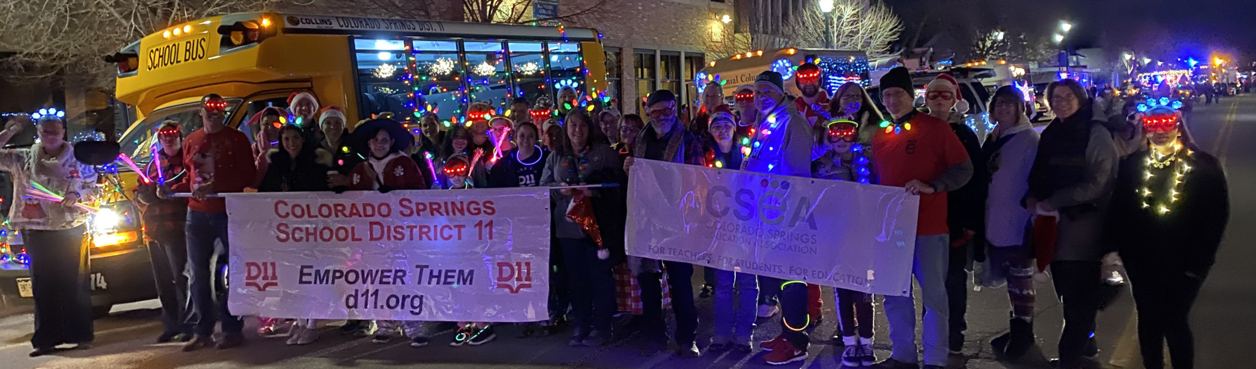 2019 CSEA & D11 Parade of Lights
