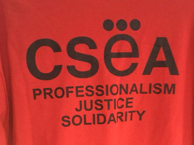 About CSEA